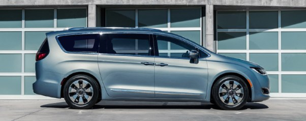 2018 Chrysler Pacifica Price