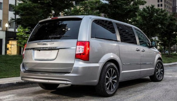 2018 Chrysler Town and Country Price
