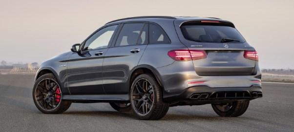 2018 Mercedes GLC Release Date