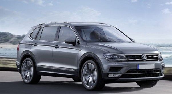2018 VW Tiguan Coupe R Release Date