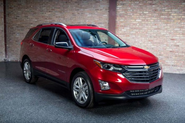 2019 Chevy Equinox Price