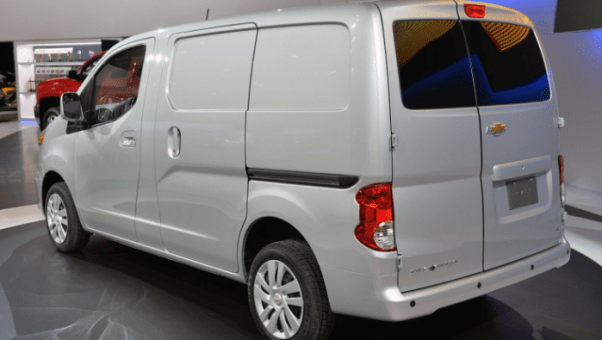 2019 Chevy Express Release Date
