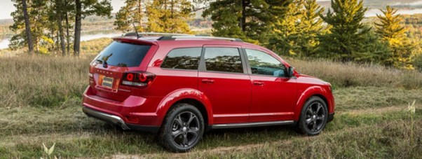 2019 Dodge Journey Performance