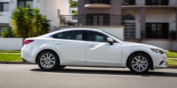 2019 Mazda 6 Rumors Redesign Price