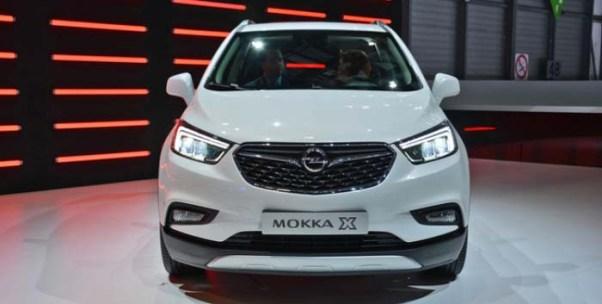 2018 Opel Mokka Performance