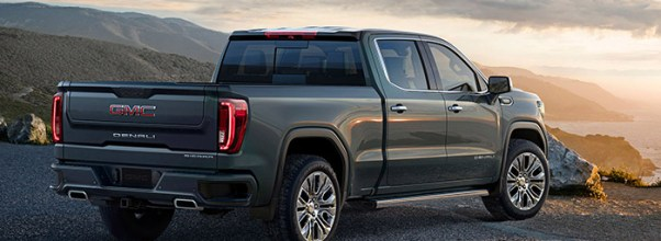 2019 GMC Sierra Denali 1500 rear