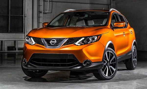 new 2019-Nissan-Rogue-front
