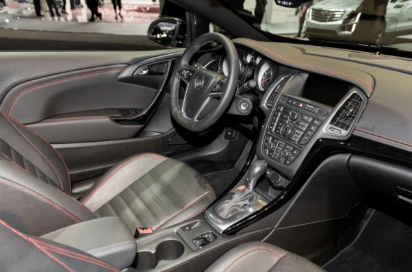 2020 Buick Cascade Interior