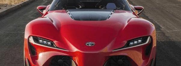 New 2020 Toyota Supra Redesign