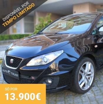 Seat Ibiza 2.0 TDI FR
