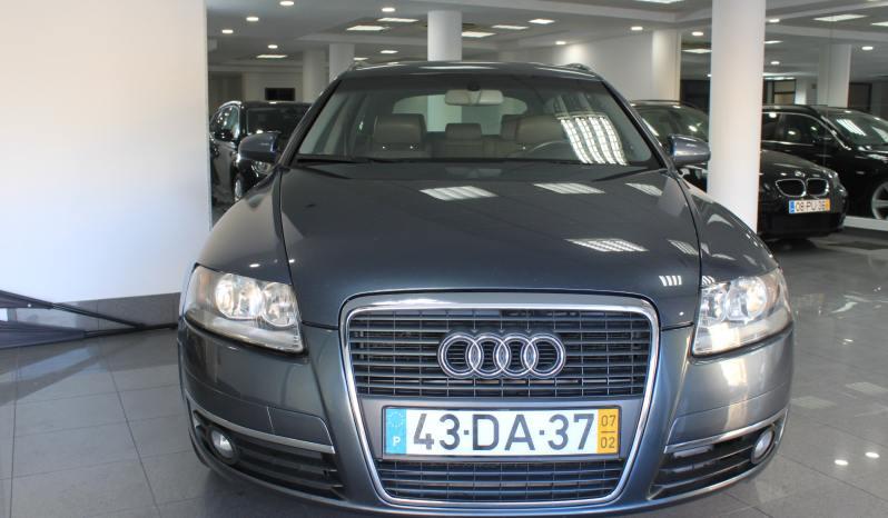 Audi A6 2.0TDI completo