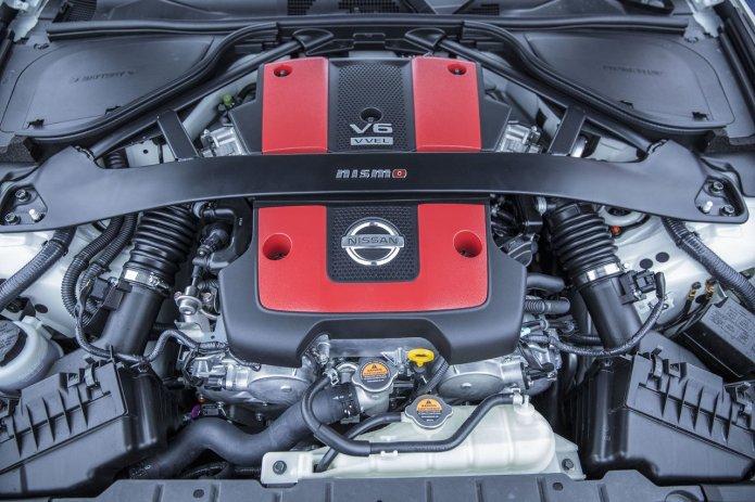 Тест-драйв Nissan 370Z Nismo (2015)