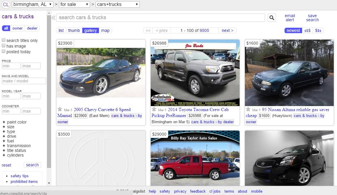 Craigslist Cincinnati Cars Trucks Owner