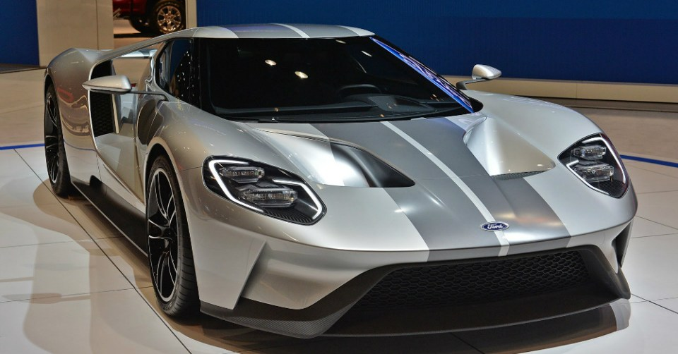12.25.15 - 2016 Ford GT
