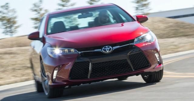01.18.16 - 2015 Toyota Camry