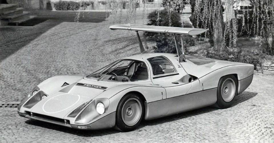 06.22.16 - 1968 Bertone Panther