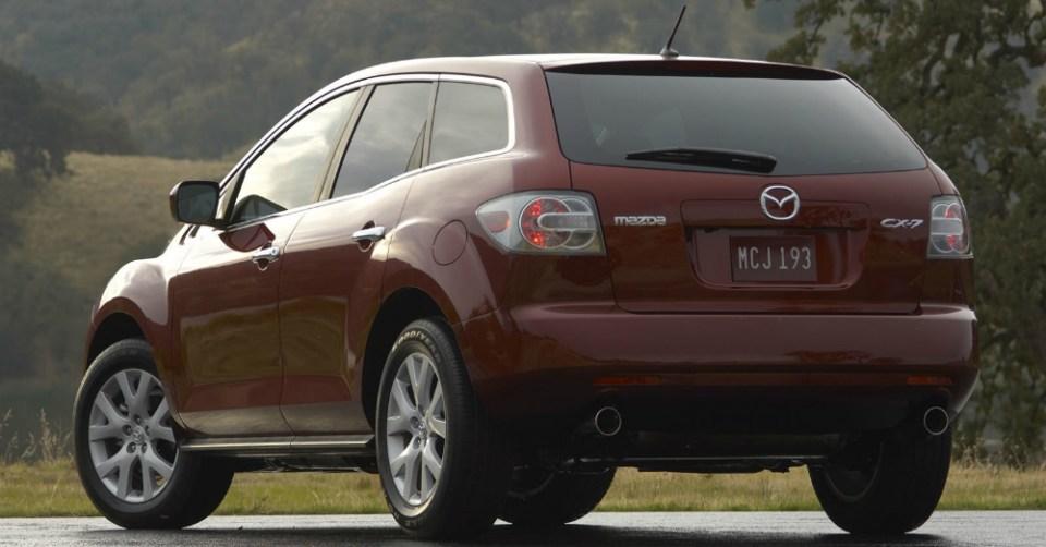 12.12.16 - Mazda CX-7