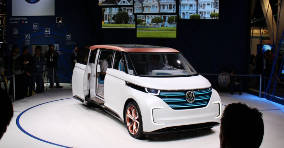 12.19.16 - Volkswagen BUDD-e Concept