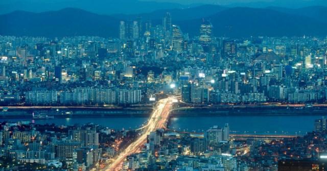 01.05.17 - Seoul Skyline