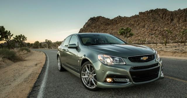 05.01.17 - Chevrolet SS