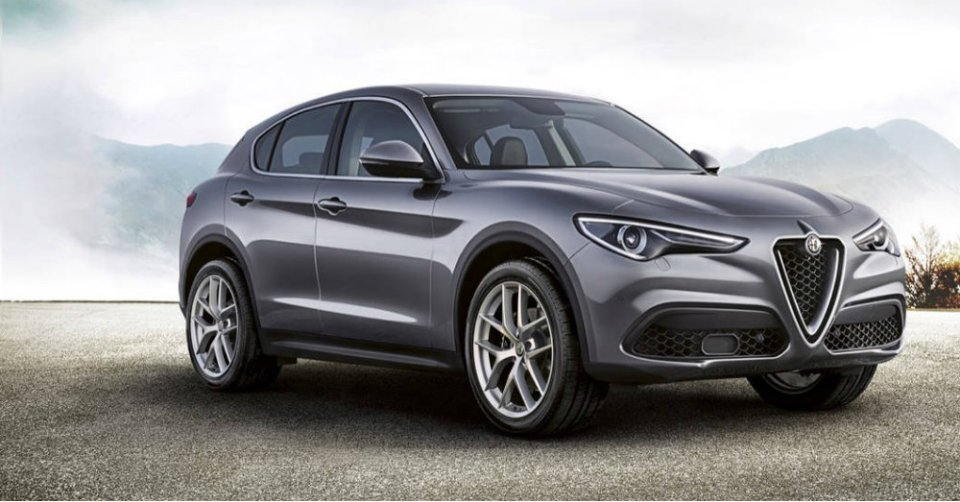 Alfa Romeo Stelvio -It Looks Like a Jeep, But…
