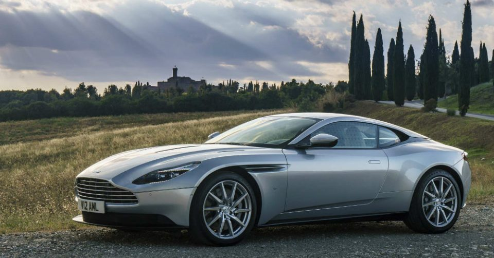 2017 Aston Martin DB11 When You Want Perfection