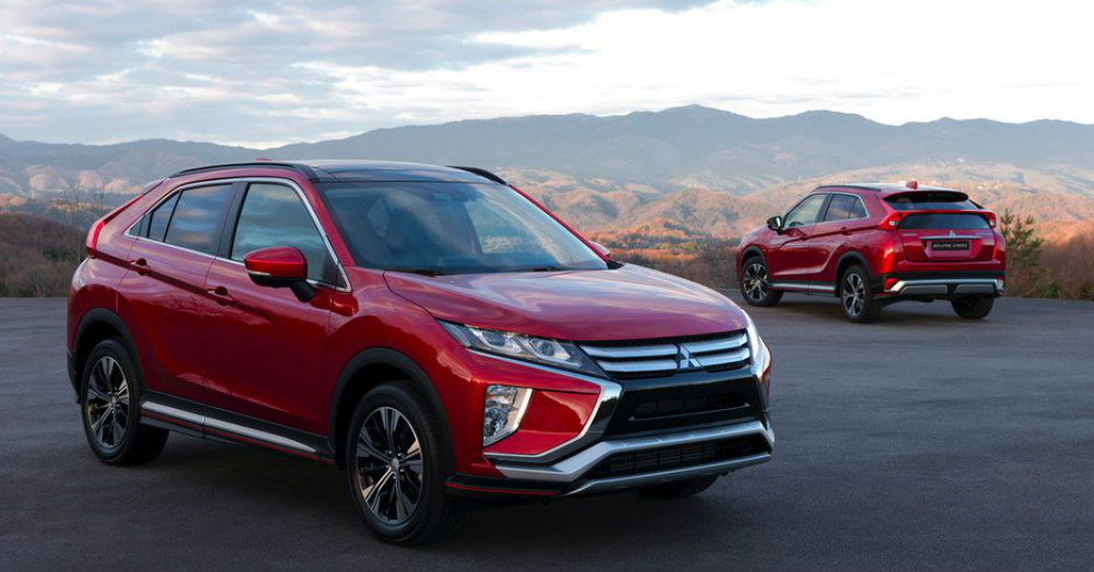 Check Out the New Mitsubishi Eclipse Cross