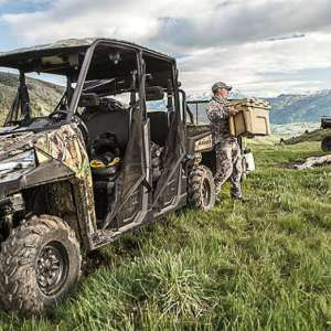 The Polaris Ranger Crew XP 1000 Gets Your Crew to the Fun