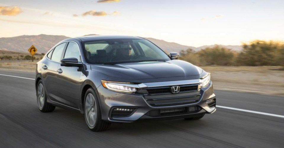 Honda Didnt Give Up on the Insight
