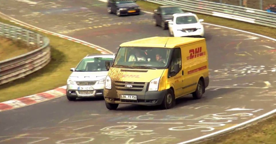 Nuburgring- Performance Isnt Required