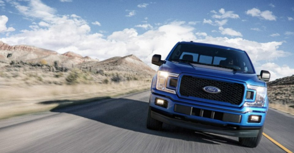 The Future of Pickup Trucks Might Be Electric