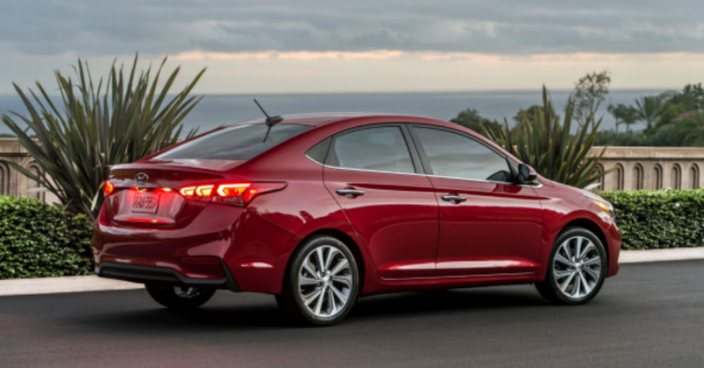 2019 Hyundai Accent: Small and Smart