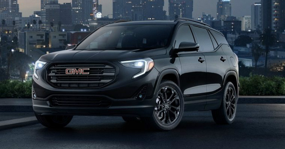 2019 GMC Terrain Love the Drive