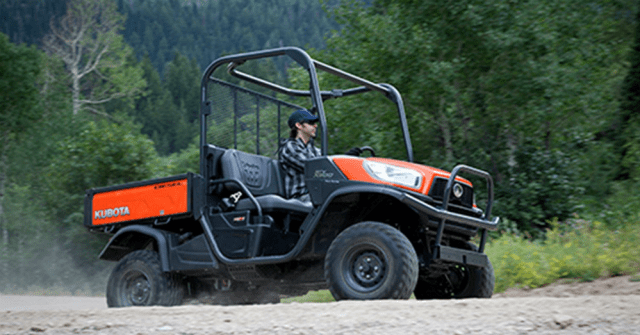 Kubota Says Leave the Wheelbarrow Behind