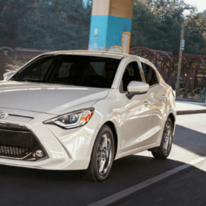 2019 Toyota Yaris Affordability Comes with Great Features