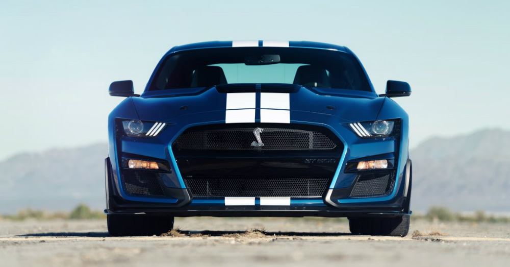 Muscle - The Ford Mustang is a Pony with More Tricks