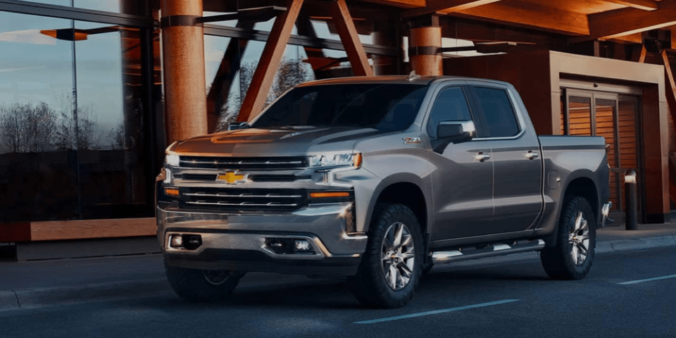 Everything You Want at Your Chevrolet Dealer