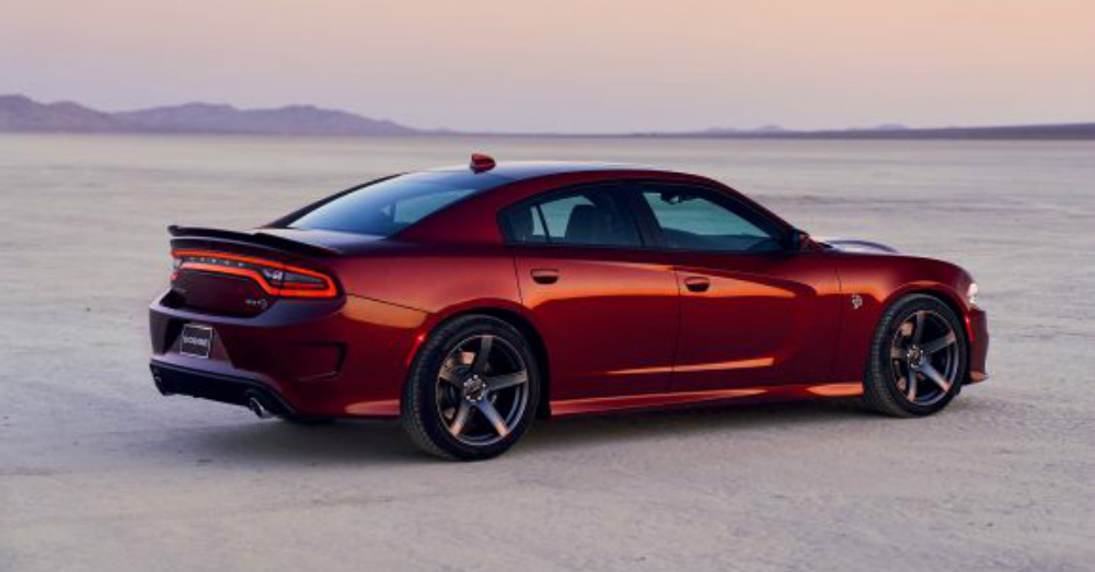 2020 Dodge Charger - Experience Excellent Driving
