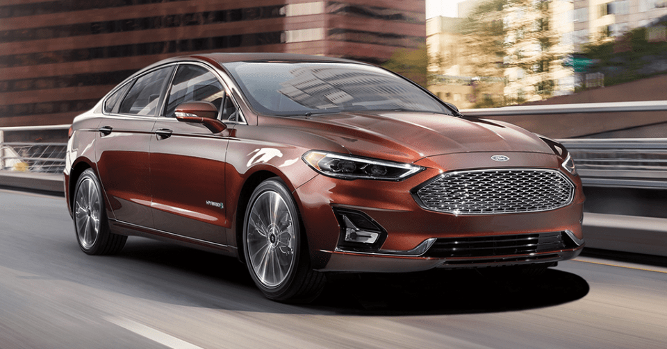 The Ford Fusion Brings You Everything