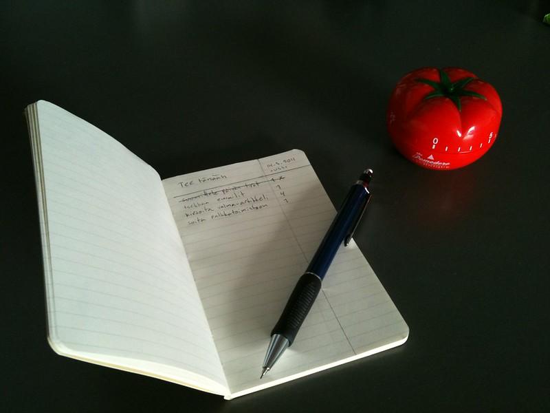 La méthode Pomodoro appliquée à mon deuxième mois de défi
