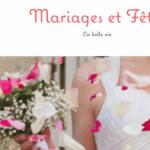 Illustration du profil de Mariages et Fêtes