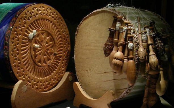 tambours du Queyras, fac-similés