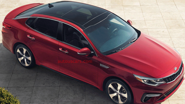 2020 KIA Optima Redesign