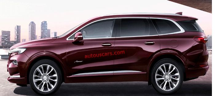 2021 buick enclave avenir » auto us cars