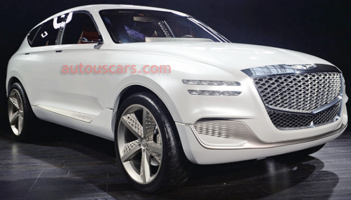 2021 Genesis GV80 Concept