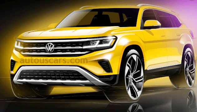 2021 Volkswagen Atlas V6 Review