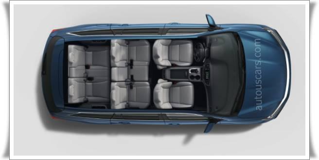 2021 Honda Pilot Interior Redesign