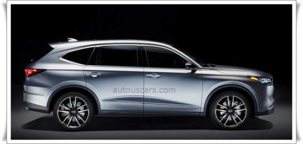 2022 Acura RDX Redesign