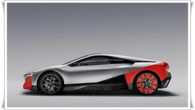 2022 BMW i8 Exterior