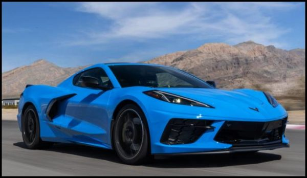 2022 Chevrolet Corvette Z06 Color